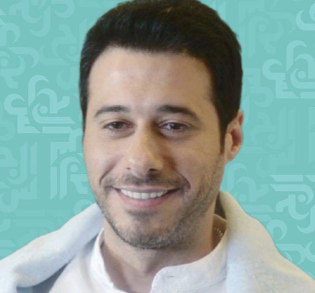 أحمد السعدني مع ابنيْه ومواصفات الأب المثالي؟ - صورة