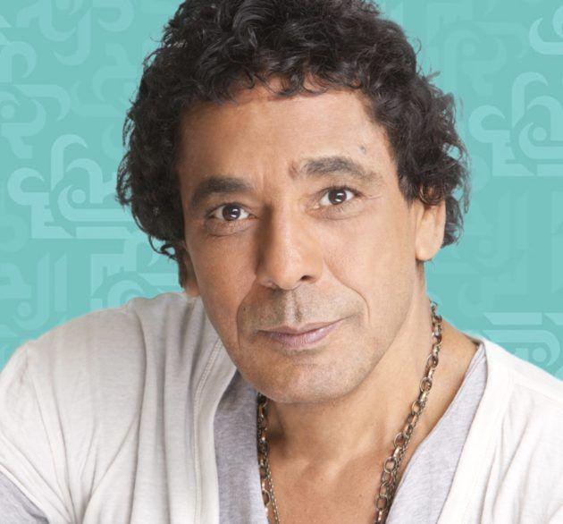 محمد منير مع صديقه ومشوار عمره! - صورة