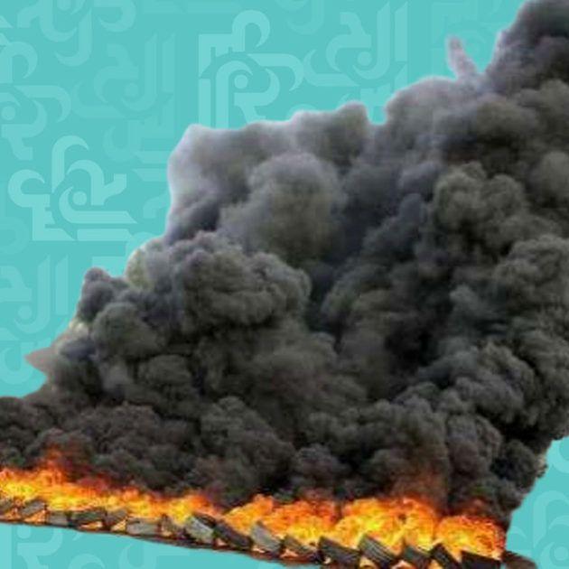 د. وليد أبودهن: احراق الإطارات أكتر خطورة من النفايات الذرية