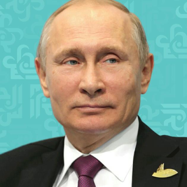 بوتين عزف النشيد الوطني اللبناني - فيديو