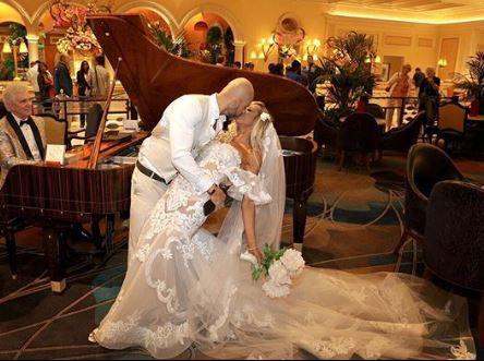 مايا نعمة تزوجت في أميركا