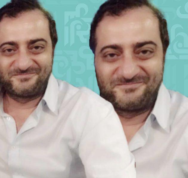 المخرج اللبناني يفقد ابن شقيقه وينصح اللبنانيين - صورة