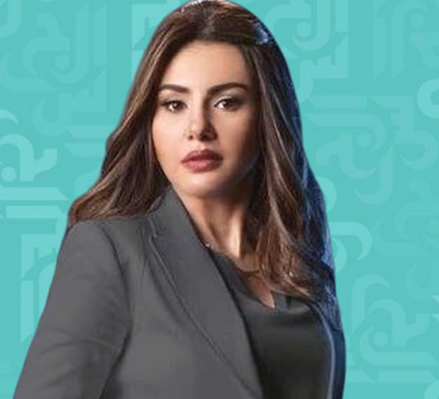 دينا فؤاد زوجة محمد رجب في الأخ الكبير