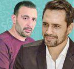 ظافر العابدين وأحمد السقا سويًا ضد محمد إمام - صورة