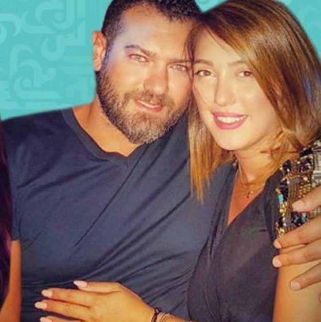 كندة علوش وزوجها عمرو يوسف بلقطات عفويةٍ - صور