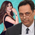 حسان دياب يعاني من مرض نفسي ويشبه نجوى كرم- وثيقة - فيديو