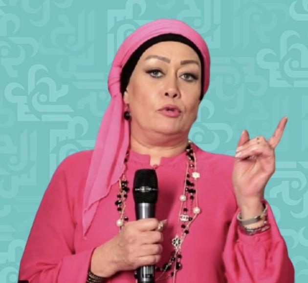 هالة فاخر خلعت حجابها؟ - صورة