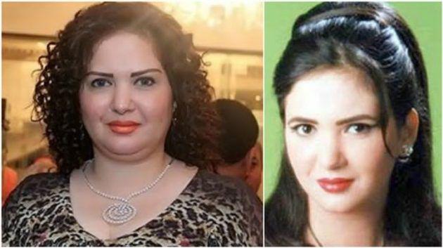 الجرس حبيبة نور الشريف تطل بعد غياب صورة