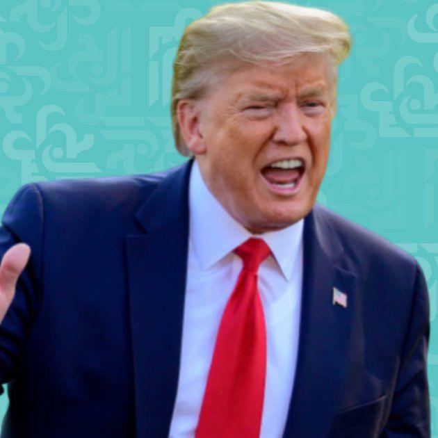 دونالد ترامب هل تربحه إيران الانتخابات؟
