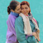 أصالة نصري وابنتها بثياب من العام الماضي - صورة