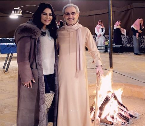 أحلام الأمير الوليد بن طلال