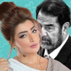 عبد الله بهمن يساند بثينة الرئيسي التي رفعت صورة صدام حسين بوجه أهلها- فيديو