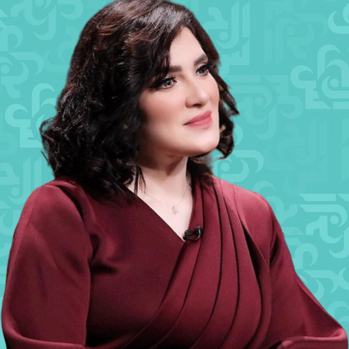 هبة الدري زوجها فضحها والخرافات تتحكم بضمير أ مة مجلة الجرس
