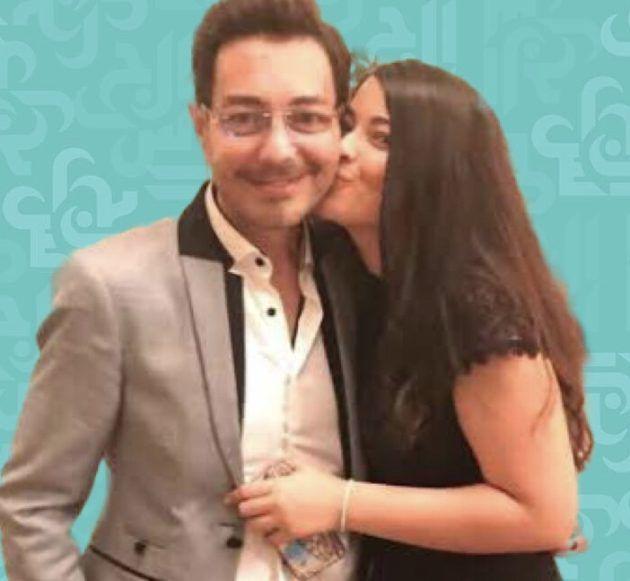 زاهر يرد بعد انتقادات صورته في المسبح مع ابنته - فيديو