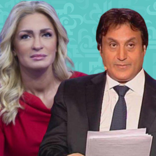 ميشال حايك توقع وفاة نجوى قاسم ومقتل سليماني - فيديو