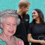 الملكة اليزابيث وقرارها النهائي بحق الأمير هاري وميغان ماركل