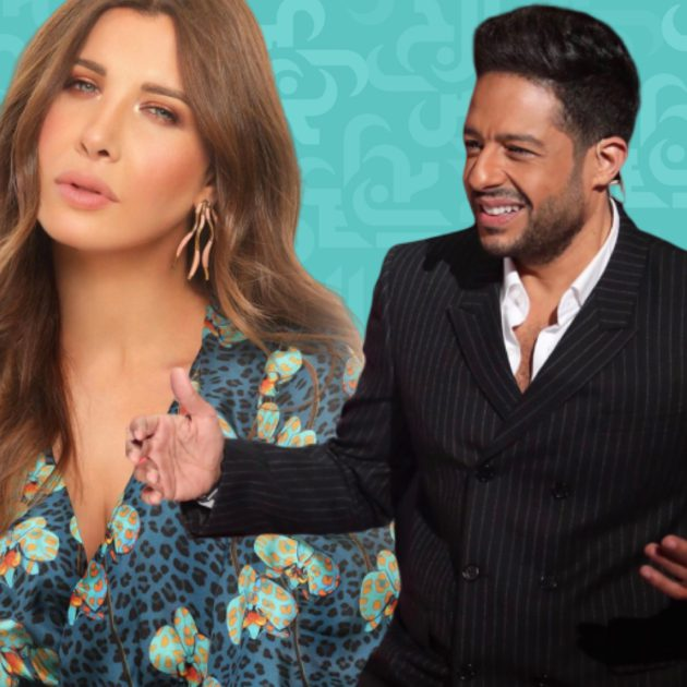 محمد حماقي يغضب ونانسي كادت تبكي - 2 فيديو