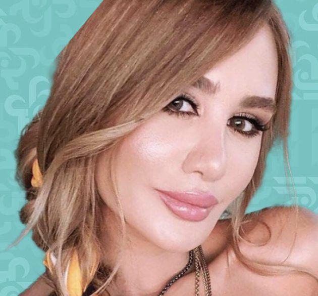 ابنة داليدا عياش نسخة عنها - صورة