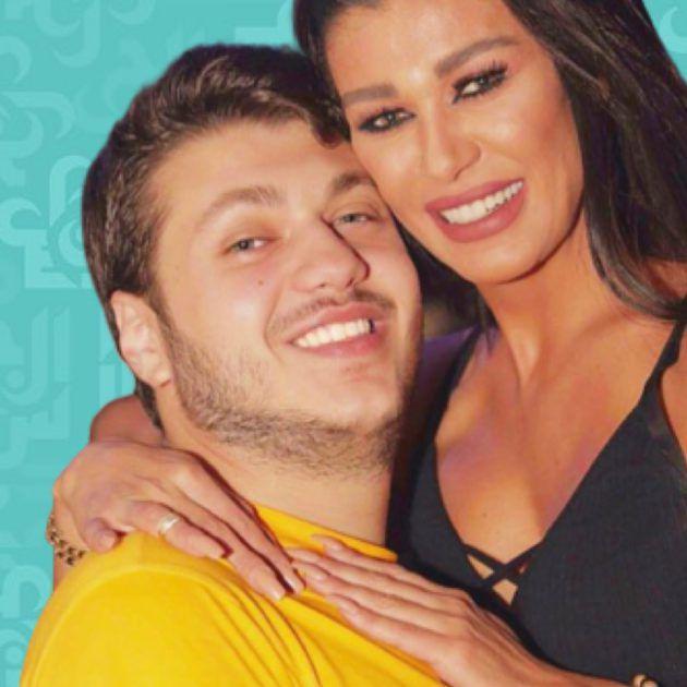 نادين الراسي هكذا احتفلت بعيد ابنها الأكبر وحملها! - صور