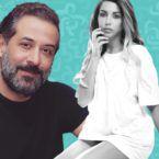 دانا سخرت من خطيبها عبد المنعم عمايري؟ - صورة