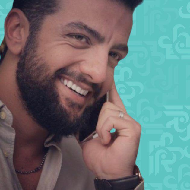 طلال مارديني دعم الثورة اللبنانية ويعشق لبنان - صور