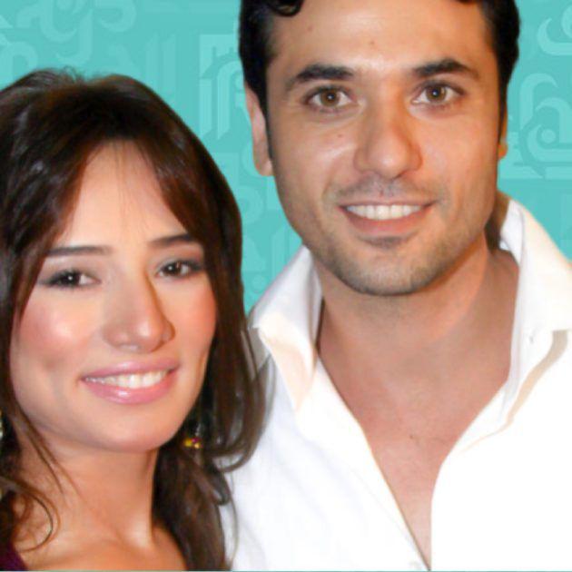 الصورة الأولى الواضحة لتوأمي زينة وأحمد عز