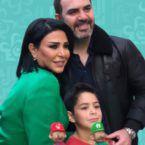 ابنة وائل أصبحت شابة - صورة