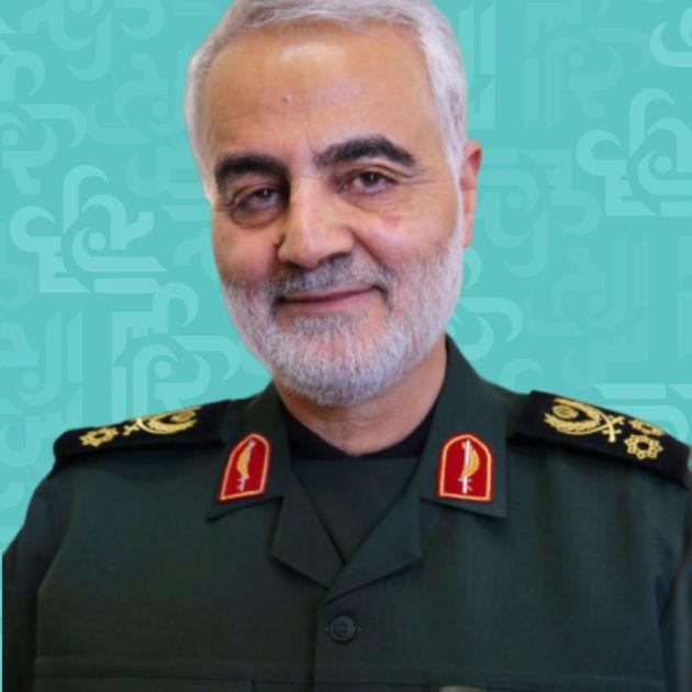 رفع العلم الأحمر في ايران للإنتقام لمقتل قاسم سليماني