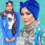 أمل حجازي مع ابنتها ولأول مرة! - صورة