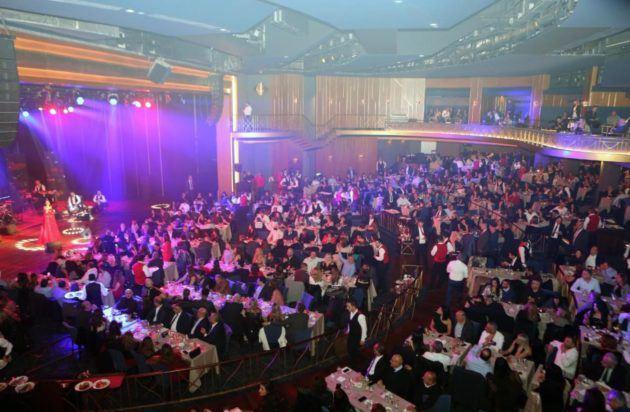 أجواء الحفل في كازينو لبنان