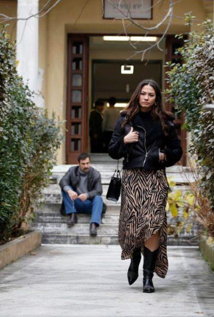 ديمبت أوزدمير ابراهيم تشيلكول في مسلسل منزلي