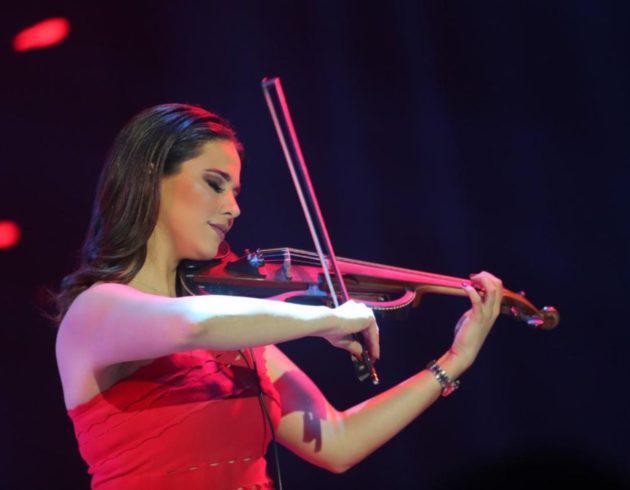 عازفة الكمان ماريا