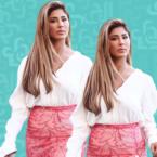 شيماء علي بأنف مشوه وليلى عبةالله أصبحت بشعة - صور