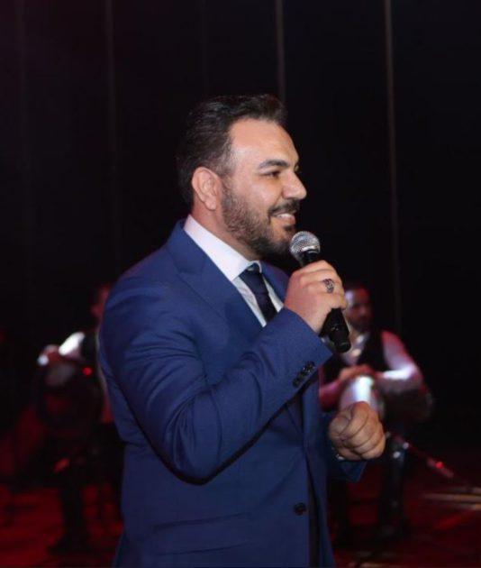 مقدم البرامج رجا ناصر الدين