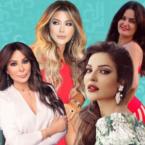 جرسيات عمر حديد: سما المصري ونادين وإليسا ونجوى ونوال