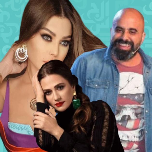 هشام حداد: جوليا بطرس منافقة وضد ديما صادق وهيفا وترتني