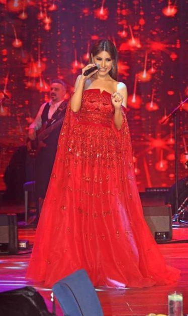 يارا في عيد الحب - كازينو لبنان