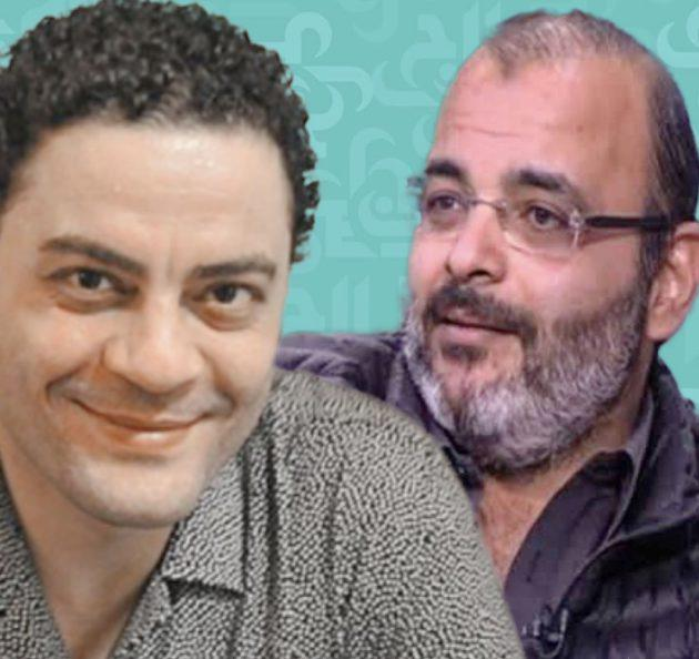 نادر عبدالله لأيمن بهجت قمر: (مش من حقك تعتزل)!