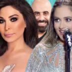 هشام حداد: نفاق جوليا بطرس وموقف إليسا محترم