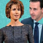 أسماء الأسد تنشر صورة زوجها الرئيس ورسالة مفاجئة - صورة