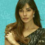 نادين نجيم دون مساحيق والجروح على وجهها - صورة
