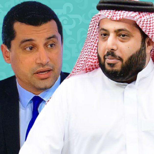 تركي آل الشيخ يشتم لاعبًا مصريًا وقطر؟