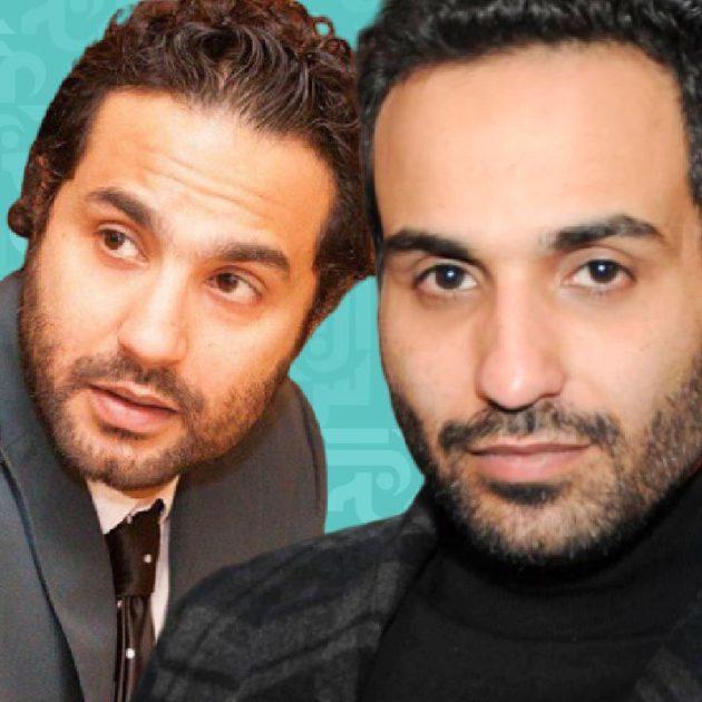 كريم فهمي وشقيقه أحمد من طفولتهما بأجمل صورة!