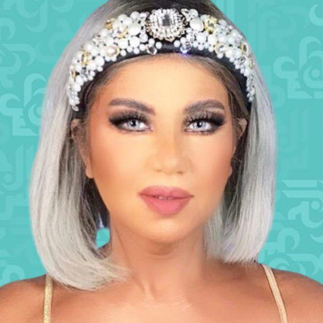 بوسي شلبي ورسالة لمحمود عبد العزيز بعيد الحب - صورة