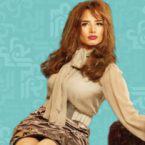 زينة تتسلم الدرع مع مصطفى شعبان في الأقصر - صور