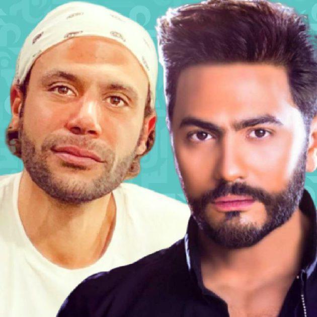 من تفوق في السينما: تامر حسني أم محمد إمام؟