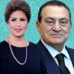 آخر ظهور لحسني مبارك مع ابنه