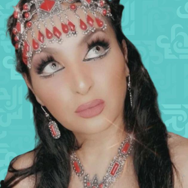 النذلة ريبيكا الجزائرية وكلمات جنسية رخيصة - فيديو