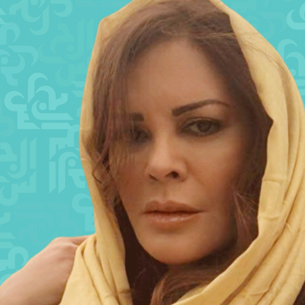 كارمن لبس تنعي الفنان الجزائري الكبير - فيديو