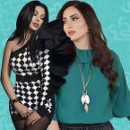 هيفاء وهبي تتبرع ونسرين طافش ترفه بمؤخرتها ولا داعي - صورة